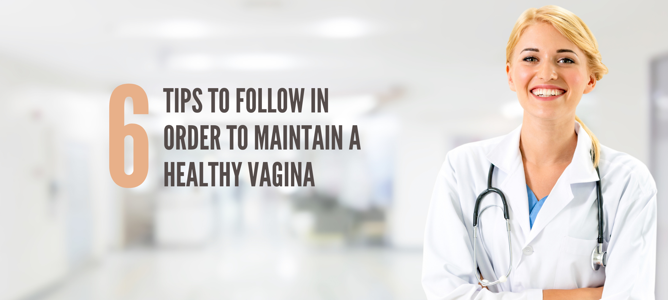 Maintain a Healthy Vagina